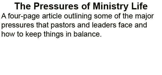 The_Pressures_of_Ministry_Life