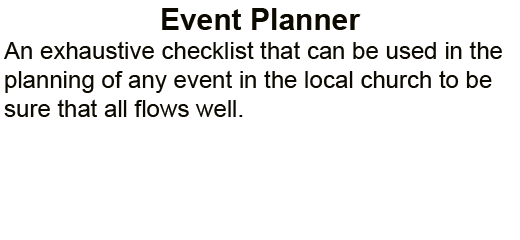 Event_Planner